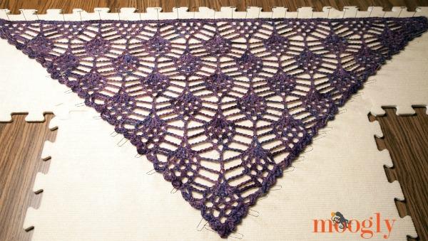 Berry Harvest Bandana Cowl Free Crochet Pattern On Moogly