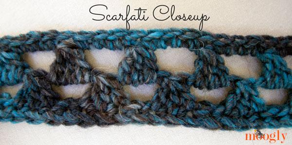 Scarfati - free #crochet pattern on Moogly!