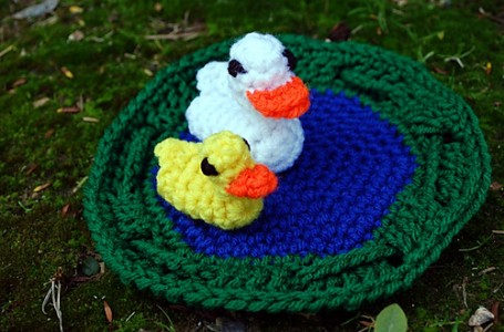 Quack Up With 10 Free Duck Crochet Patterns Moogly