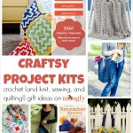 Craftsy Project Kits: Pattern and Yarn and Great Crafty Deals!