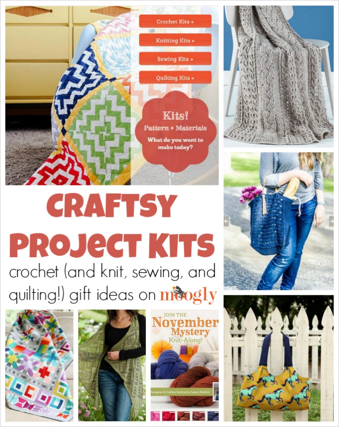 Craftsy Project Kits A Special Collection On Moogly