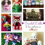 Delightful Dollies: 15 Free Crochet Doll Patterns!