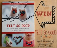 """Win """"Felt So Good"""" on Moogly! Open to US residents, giveaway ends 11/5/14 at 12:15 am"""