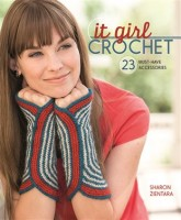 """Win """"It Girl Crochet"""" - a fab #crochet pattern book - on Moogly! Open worldwide, giveaway ends 10/21/14 at 12:15am Central time."""