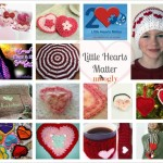 Little Hearts Matter: a Special Free Crochet Pattern Collection