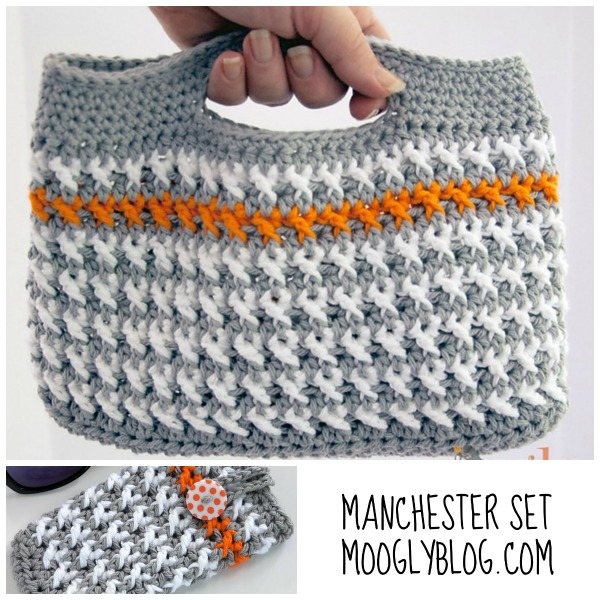 Great gift sets - free #crochet patterns on Moogly!
