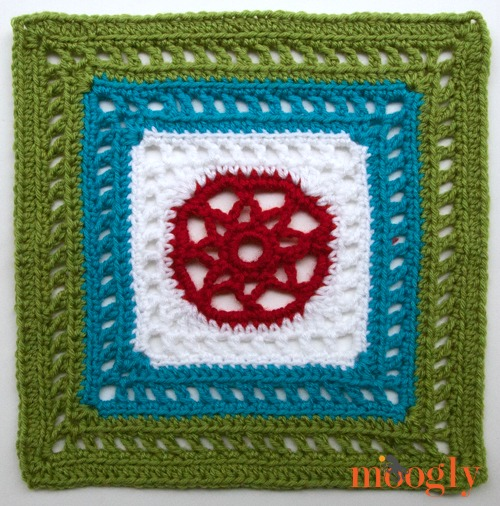 Block #21 for the Moogly 2014 Afghan CAL!