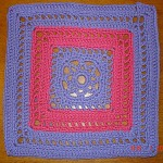 The 2014 Moogly Afghan Crochet-a-Long: Block #21!