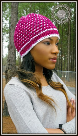 efd7dd4f1dd The Top 10 Fall and Winter Trends - and 30+ FREE  crochet patterns are   Amazing Grace Blissful Beanie ...