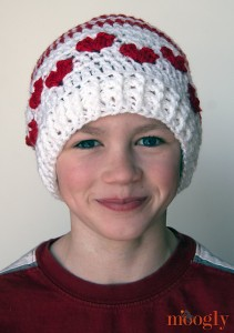 Little Hearts Matter: Free #Crochet Heart Patterns for a Cause!