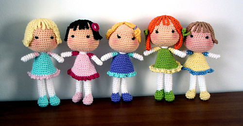 Delightful Dollies 60 Free Crochet Doll Patterns Moogly Delectable Crochet Baby Doll Pattern