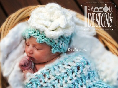 All Wrapped Up 10 Free Crochet Baby Cocoon Patterns