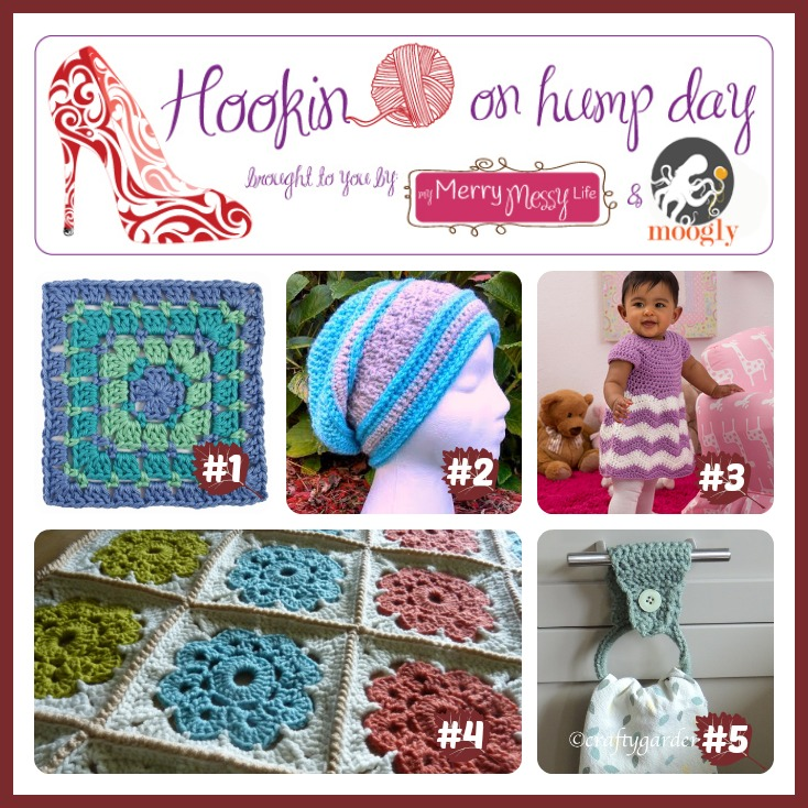HOHD 80 - Link Party for #Crochet and #Knitting!