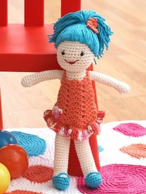Delightful Dollies 15 Free Crochet Doll Patterns Moogly