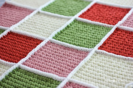 12 Great Methods for Joining #Crochet Afghan Square and Blocks!