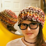 Buffi Crochet Beanie - free #crochet hat pattern in 3 sizes on Mooglyblog.com
