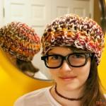 Buffi Crochet Beanie