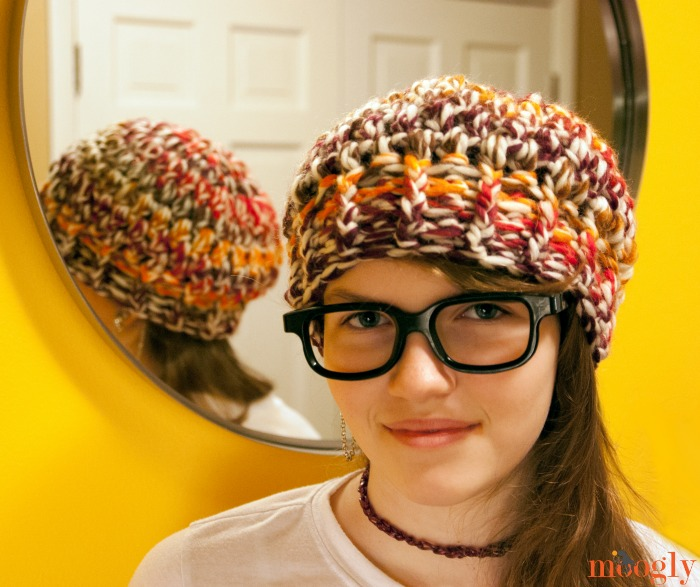 Free #Crochet Pattern: Buffi Crochet Beanie - on Moogly!