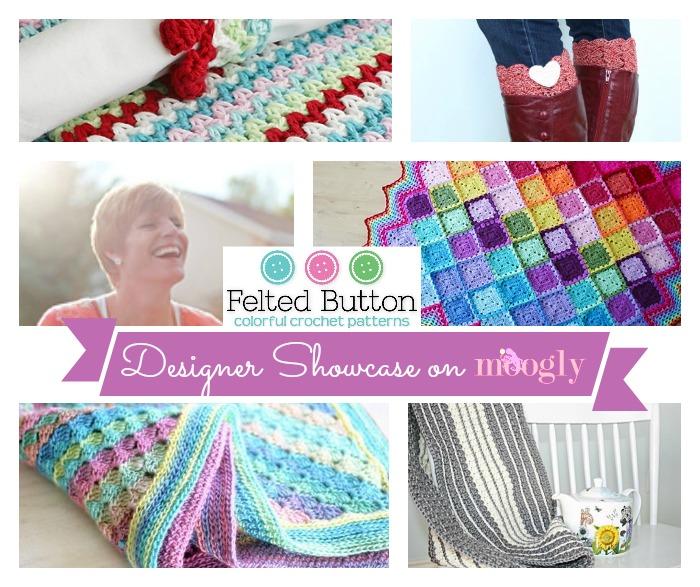 Susan Carlson Of Felted Button Moogly Designer Showcase