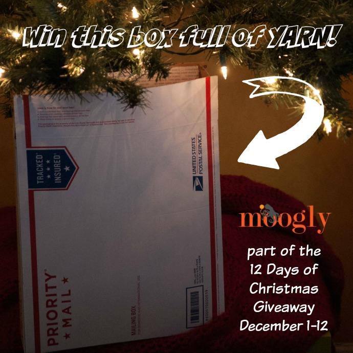 12 Days of Christmas Giveaway! Get the details on Moogly!