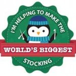 Help Yarnspirations Make the World's Biggest Stocking!