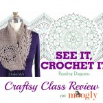"""See It, Crochet It: Reading Diagrams"" – a New Crochet Class on Craftsy!"