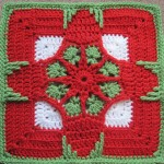 The 2014 Moogly Afghan Crochet-a-Long: Block #24!