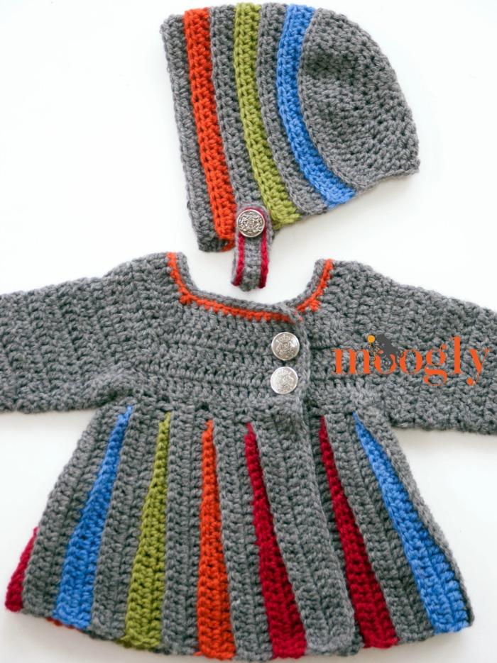 Eloise Bonnet - free #crochet pattern on Moogly!
