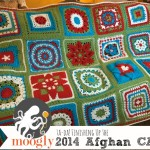 Finishing Up the 2014 Moogly Afghan Crochet-a-Long!