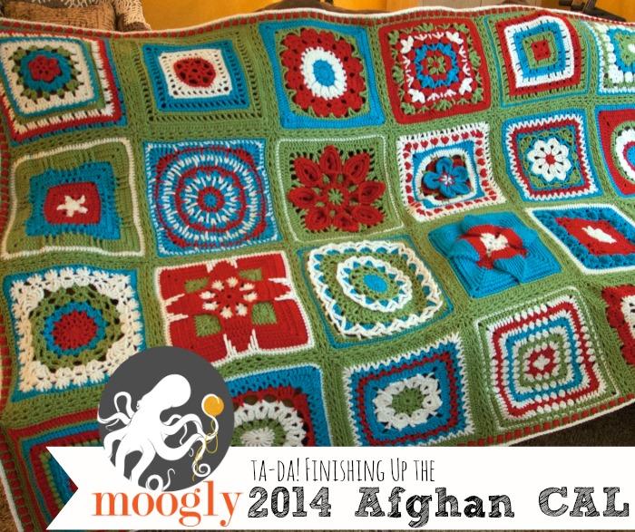 The 2014 Moogly Afghan Crochet-Along!