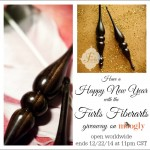 Have a Happy New Year with Furls and Moogly!