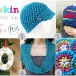 Hookin On Hump Day #84: Link Party for the Yarny Arts!