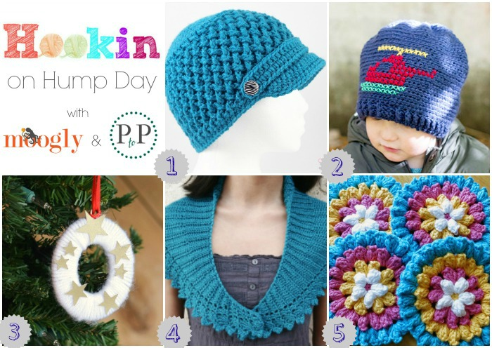 Hookin On Hump Day #84: The best new #crochet and #knit projects from around the web!