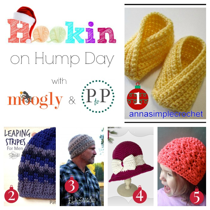 Hookin On Hump Day #85: Link Party for the Yarny Arts!