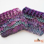 Luscious One Skein Boot Cuffs