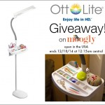 A Brighter Holiday with an OttLite Giveaway on Moogly!