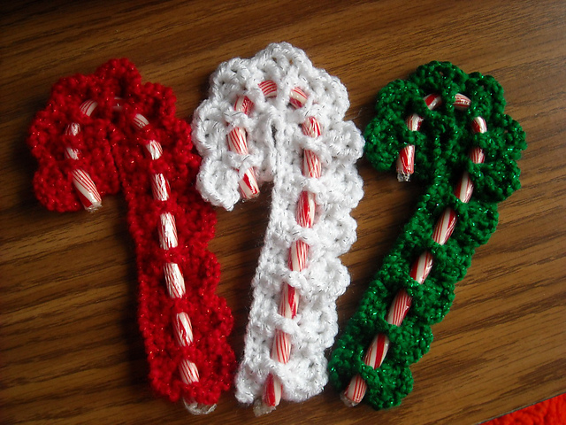 Free Quick Christmas Crochet Patterns : 10 Free Last Minute Christmas Crochet Patterns! - moogly