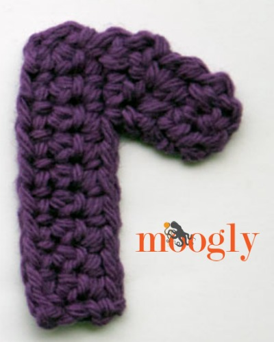 Moogly Lowercase Alphabet - free #crochet patterns!