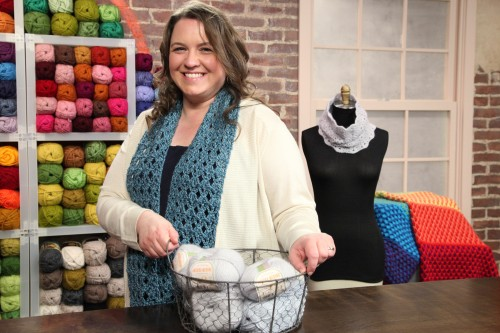 Quick and Easy Crochet Cowls - the Craftsy Class!