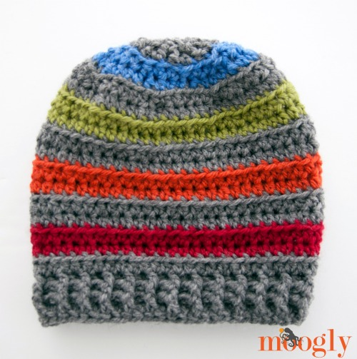Free Crochet Pattern A Very Good Hat On Moogly