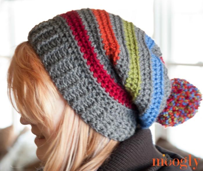 Free Crochet Pattern A Very Good Hat On Moogly