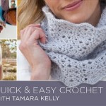 Quick and Easy Crochet Cowls with Lion Brand: My Craftsy Class!