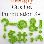 The Moogly Crochet Punctuation Set