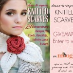 Dress-to-Impress Knitted Scarves Book Giveaway!