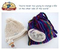 KidKnits.org Loom Kit - Helping women and families around the world!