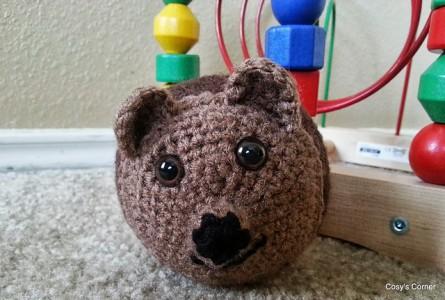 Amigurumi Rattle Free Pattern : It s a hullabaloo of free hedgehog crochet patterns moogly