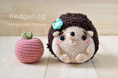 Its A Hullabaloo Of Free Hedgehog Crochet Patterns Moogly