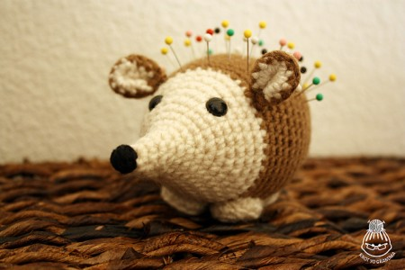 10 Free #Crochet Hedgehog Patterns - a special collection on Moogly!