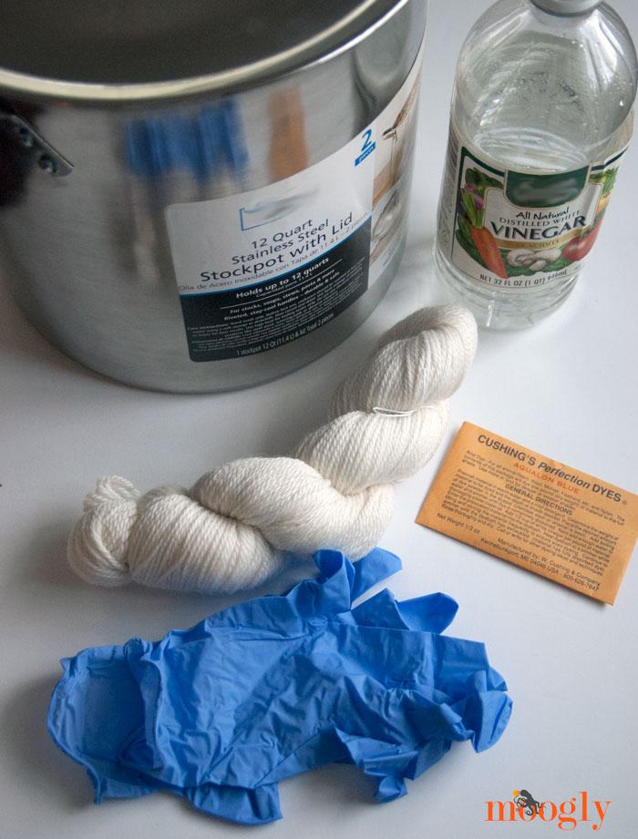 Walnut Farm Designs Dyeing Kit Giveaway