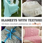 All About the Blankets… with Texture!